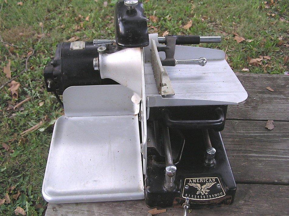 american slicing machine company