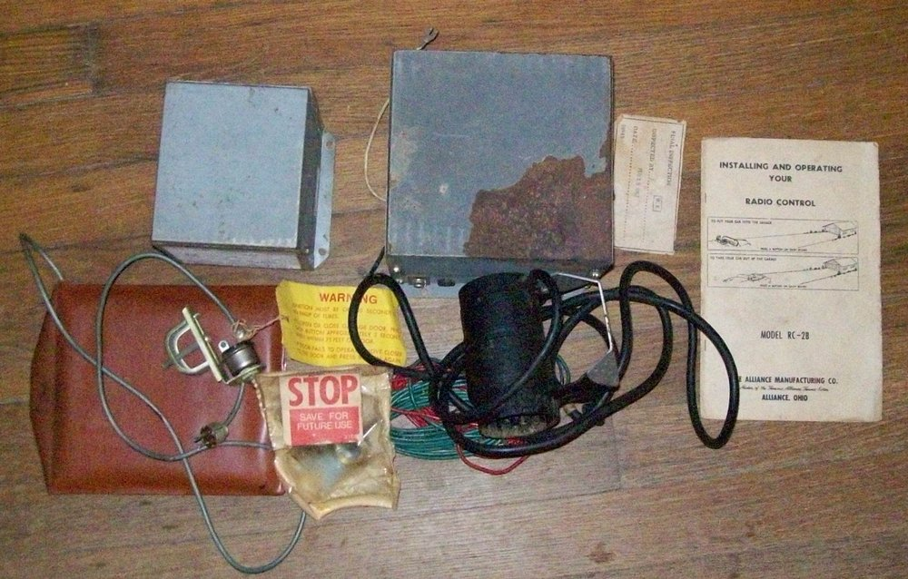 Antique Radio Forums View Topic Alliance Radio Control