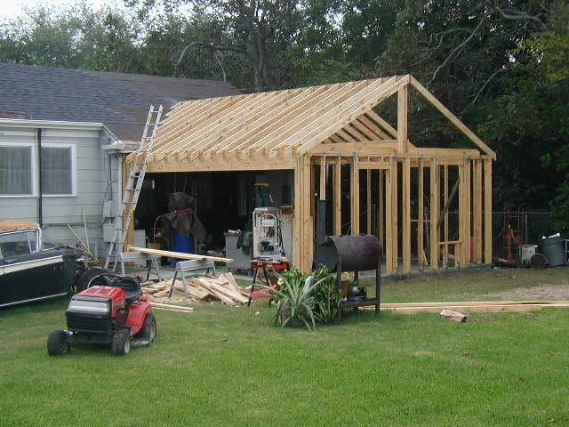 How Much Does It Cost To Extend A Garage Designs